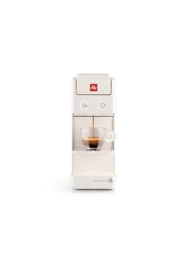 İlly Y3.2 Espresso& Filtre Kahve Makinesi Ipso Home Beyaz Beyaz